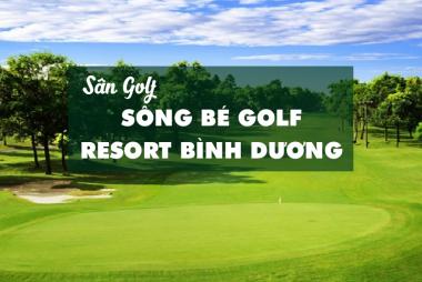 Bảng giá, Voucher sân golf Song Be Golf Resort