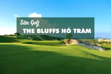 Bảng giá, Voucher sân golf The Bluff Hồ Tràm