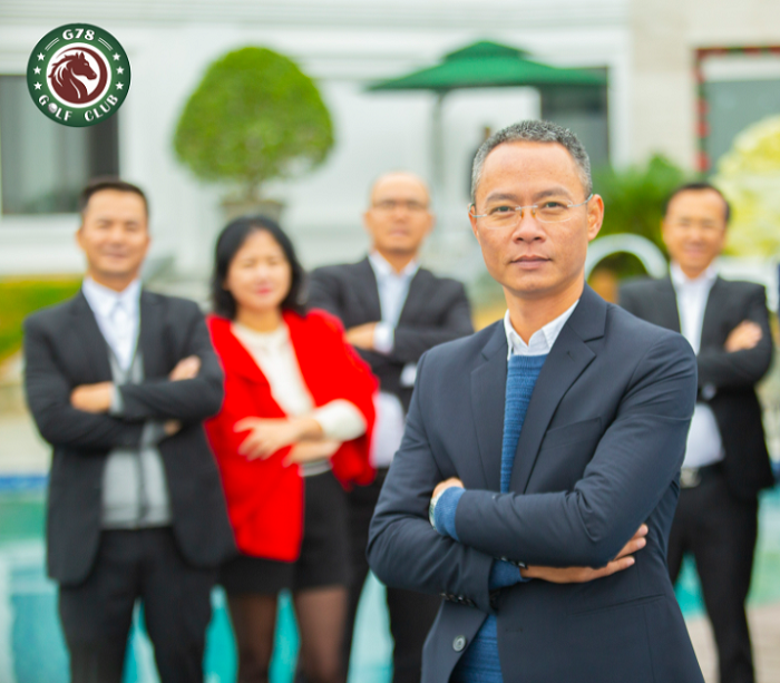 Golfer Vương Phương Hà - Giám Đốc Đối Nội Câu lạc bộ golf G78
