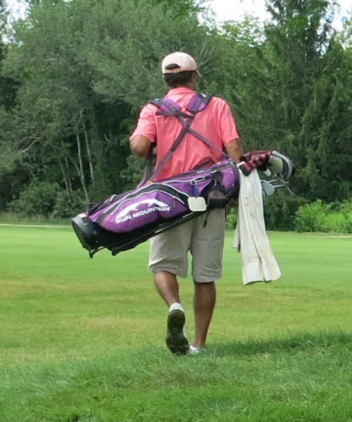 Trang bị cách đối phó với dị ứng trên sân golf