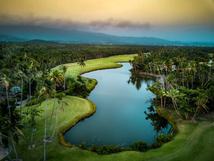 Du lịch golf Puerto Rico - một vùng đất kiên cường