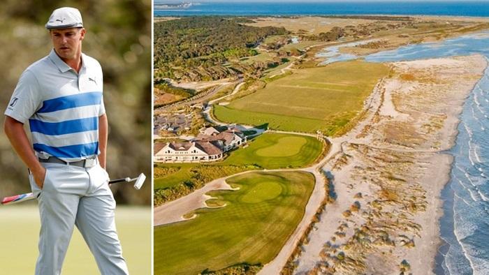 golfer rất thích thử sức ở sân golf Ocean Course