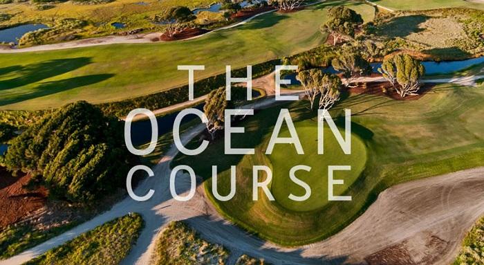 sân golf Ocean Course nước Mỹ
