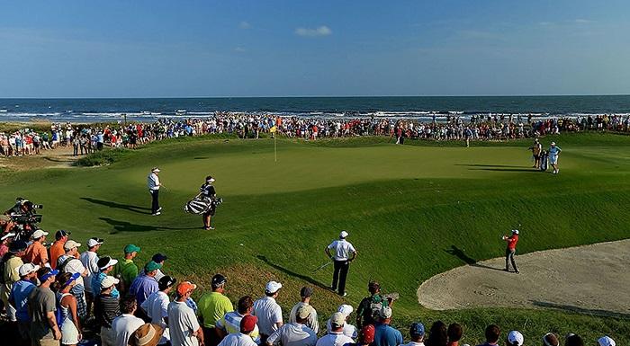 sân golf Ocean Course PGA tour