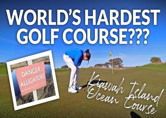 sân golf Ocean Course khó nhằn nhất nước Mỹ