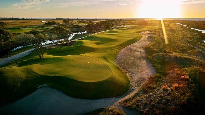 sân golf Ocean Course có phong cảnh tuyệt đẹp