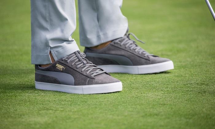 Giày golf Puma - hãng giày golf nổi tiếng thế giới
