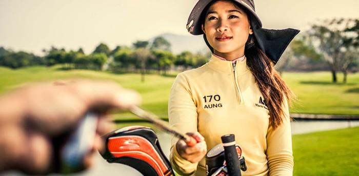 Kinh nghiệm chơi golf ở Thái Lan - 'Vùng đất của những nụ cười'