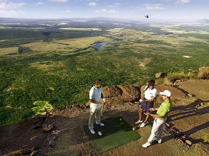 lỗ golf dị nhất thế giới thách thức người chơi