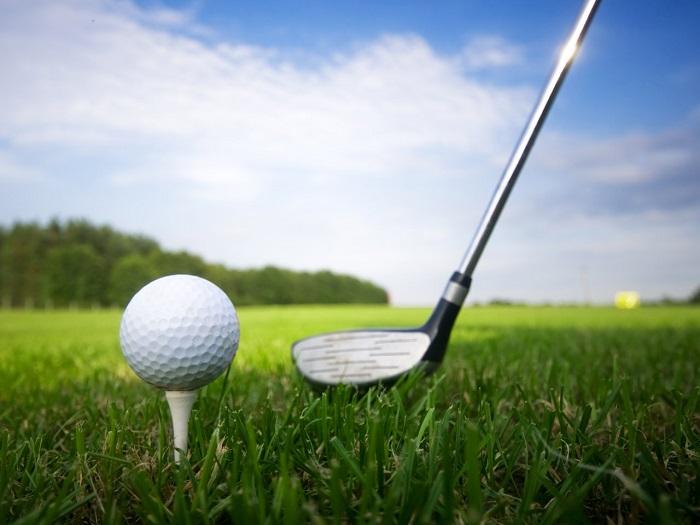 phát những quả bóng vừa được rửa là điều kiêng kỵ khi chơi golf