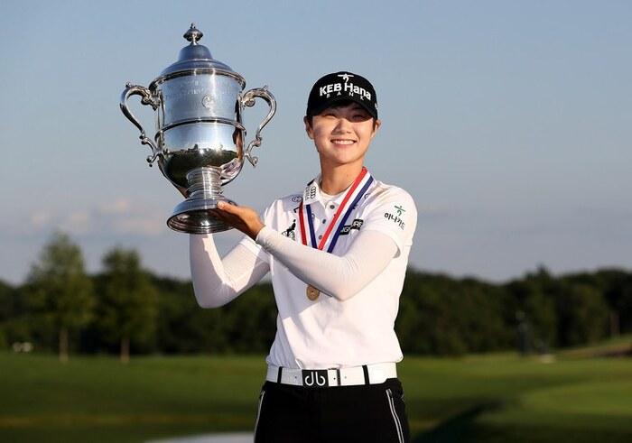 Top các nữ golfer Hàn Quốc nổi tiếng giành chức vô địch US Womens Open