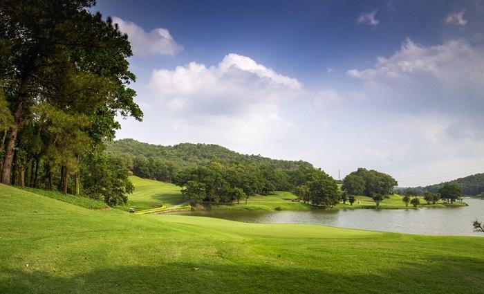 Chiêm ngưỡng vẻ đẹp của Chí Linh Star Golf