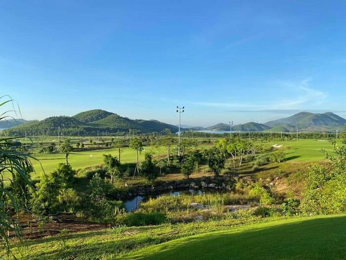 Sân golf Mường Thanh Diễn Châu với vốn đầu tư khủng