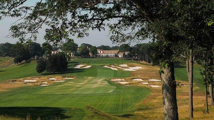 Black Course tại Bethpage State Park là một sân golf New York nổi tiếng