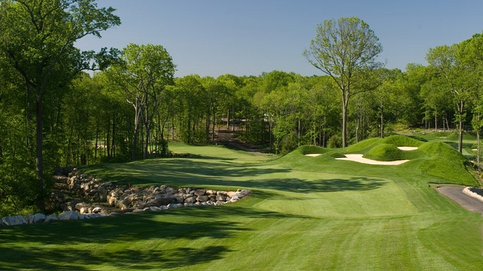Sân golf Pound Ridge là một sân golf New York nổi tiếng