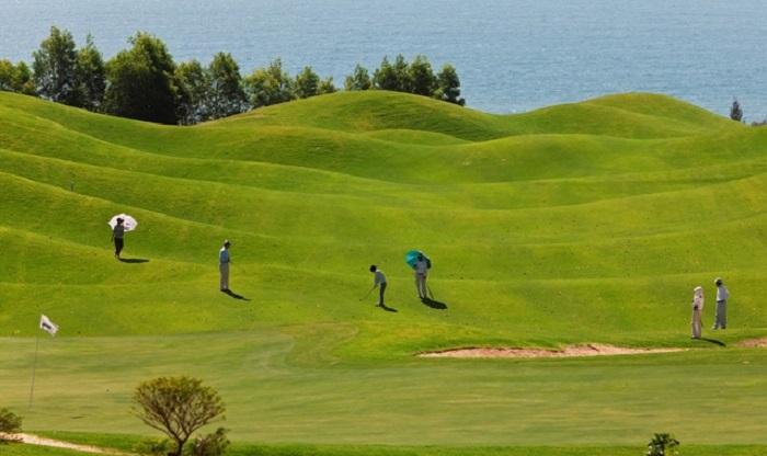 Sân golf Sea Links Country Club