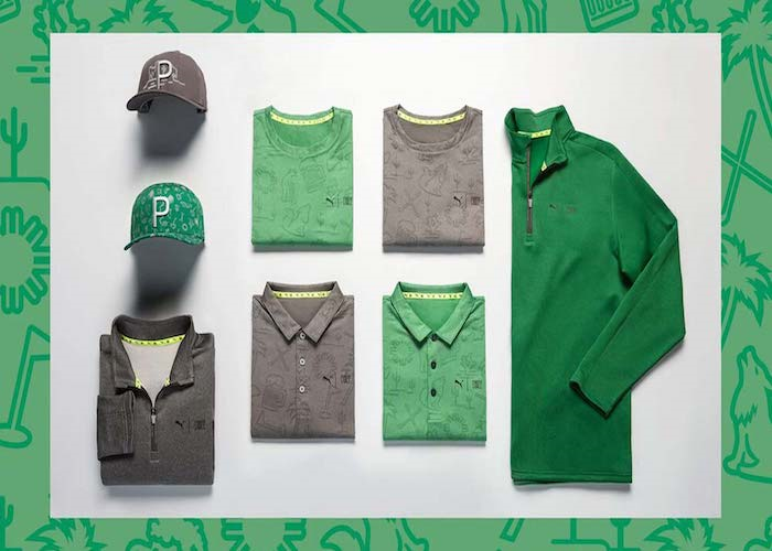 quà cho golfer nên mua bộ đồ