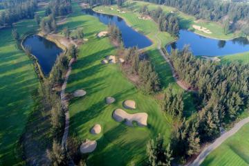 Có gì đặc biệt tại sân golf Montgomerie Links Quảng Nam từng 4 lần được vinh danh hàng đầu Việt Nam?