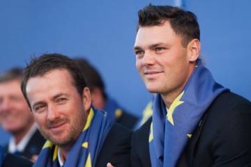 Tuyển châu Âu công bố hai đội phó tại Ryder Cup 2021
