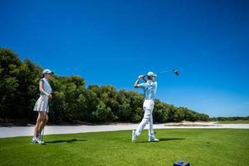 Ghé thăm sân golf Vinpearl Nam Hội An cao cấp bậc nhất miền Trung