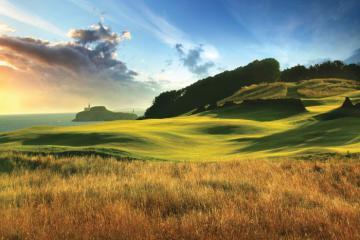 Đi tìm 'trải nghiệm vàng' ở Bờ biển Golf Scotland