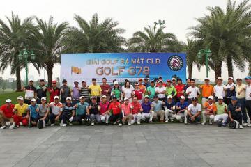 Câu lạc bộ golf G78 – Nơi gắn kết đam mê của những golfer sinh năm 78