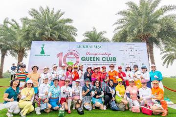 Queen Club – Một trong những câu lạc bộ golf nữ đầu tiên của Việt Nam