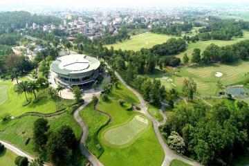 Sân golf Chí Linh mở cửa trở lại cho khách nội tỉnh