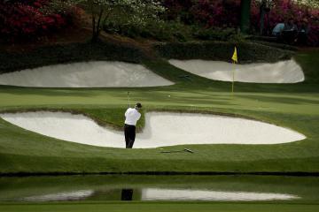 'Chuông Vàng' của sân golf Augusta National - Hố par 3 đáng sợ nhất thế giới