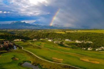 Cung đường golf Garden Route - 'Đại bản doanh' của những 'viên ngọc' Nam Phi