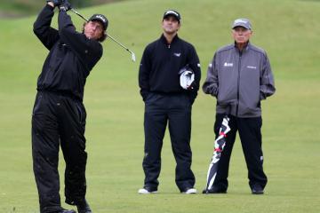Những gia đình Golfer nổi tiếng với truyền thống 'Cha truyền con nối'