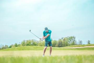 Sân golf Long Thành, top những sân golf đẹp nhất châu Á
