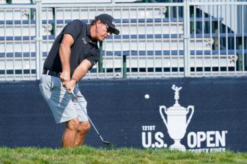 Những hình ảnh trước giờ khởi tranh US Open ở Torrey Pines