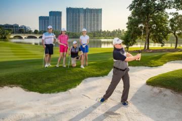 Khám phá 5 sân golf tuyệt đẹp gần Hà Nội – Điểm hẹn lý tưởng cho những ngày nghỉ cuối tuần