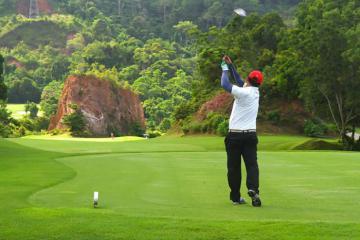 Dạo một vòng quanh Blue Canyon Country Club - sân golf đẹp nhất Thái Lan
