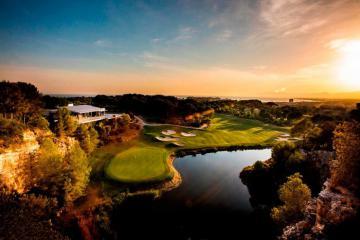 Sân golf Lumine Mediterránea Beach - 'Vườn địa đàng' của Tây Ban Nha