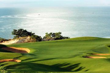 Sân golf Ocean Dunes Phan Thiết - Nơi có lỗ golf chuẩn quốc tế lọt top 500 thế giới
