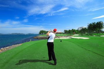 Sân golf Sutera Harbor ở Malaysia - điểm đến của các golfer yêu thử thách và mê cảnh biển