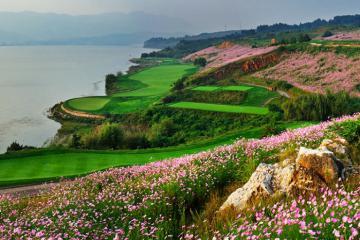 Những sân golf tốt nhất Côn Minh – 'Thành phố mùa xuân' của Trung Quốc