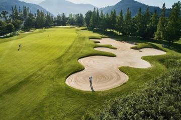 10 sân golf tốt nhất Hàn Quốc mang đến sự thỏa mãn cả thật lẫn ảo