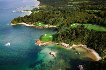 Đi tìm đẳng cấp riêng ở những sân golf tốt nhất Indonesia