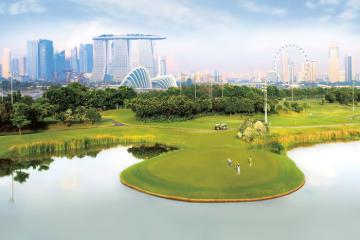5 sân golf tốt nhất Singapore: Đất nhỏ song không thiếu 'anh tài'