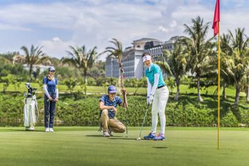 Khuyến mãi 2 vòng golf + 2 đêm Vinpearl Resort & Spa Phú Quốc 5* chỉ 4,3 triệu