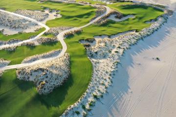 Sân golf Hoiana Shores – Điểm đến được nhiều sao Việt yêu thích