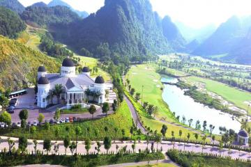 Note những điều làm nên nét hấp dẫn tại sân golf Kim Bảng - Hà Nam