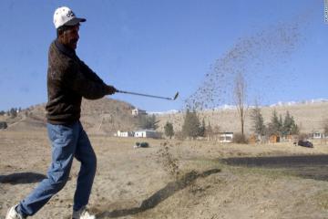 Giật mình với những sân golf nguy hiểm khiến mọi du khách phải dè chừng