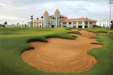 Thử thách tại sân golf Nhơn Trạch sở hữu tiêu chuẩn quốc tế đẳng cấp