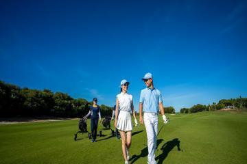 Khuyến mãi chơi golf KHÔNG GIỚI HẠN tại Vinpearl Golf + 2 đêm Vinpearl Hotel & Resort tại Hội An, Nha Trang & Phú Quốc chỉ 3,7 triệu