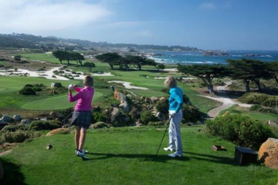 Sân golf Dunes Course mang đến cảm giác chinh phục thực sự