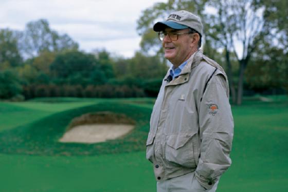 Pete Dye - 'Danh họa lắm chiêu' của làng golf